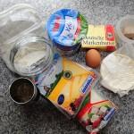 Käsebrot Zutaten